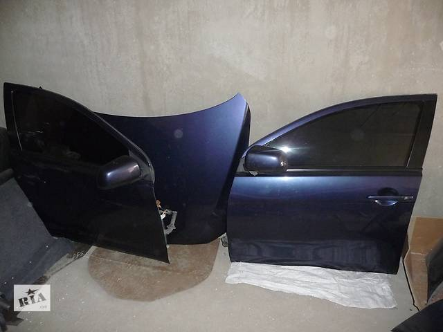 бу Б/у дверь передняя для седана Mitsubishi Lancer X в Виннице