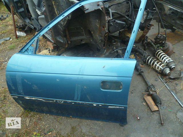 Б/у дверь передняя для седана Opel Astra F 1992- объявление о продаже  в Знаменке (Кировоградской обл.)