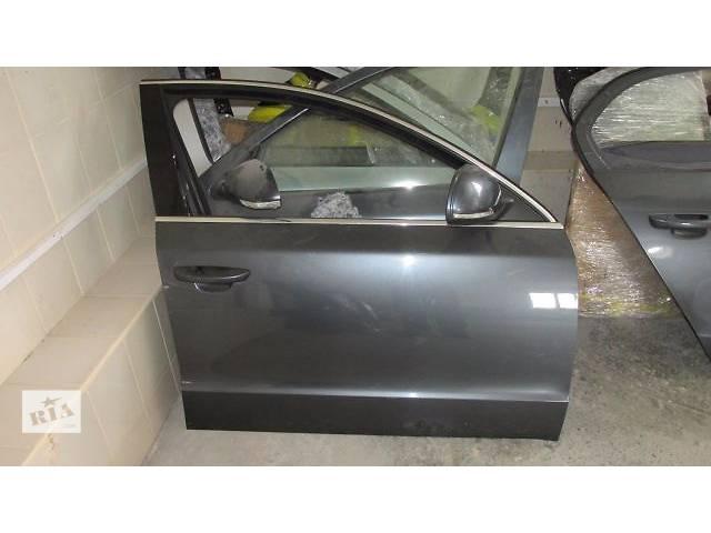 купить бу Б/у дверь передняя для седана Skoda SuperB 2011 в Пустомытах