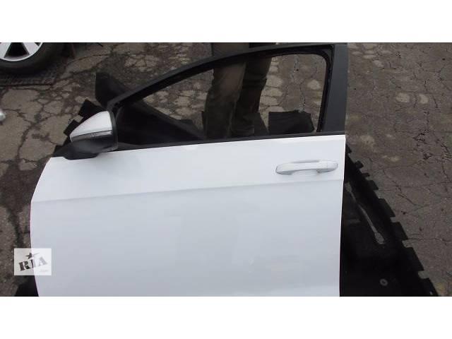 бу Б/у дверь передняя для седана Volkswagen Golf VII в Львове