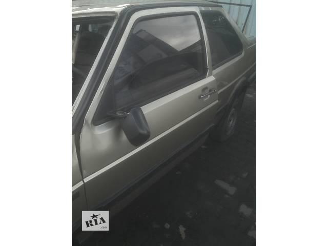 Б/у дверь передняя для седана Volkswagen Jetta- объявление о продаже  в Ивано-Франковске