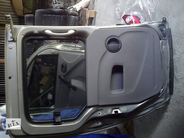 бу Б/у дверь передняя для универсала Renault Kangoo в Ивано-Франковске