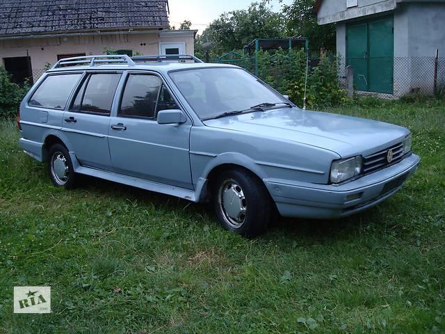 купить бу Б/у дверь передняя для универсала Volkswagen Passat B2 в Львове