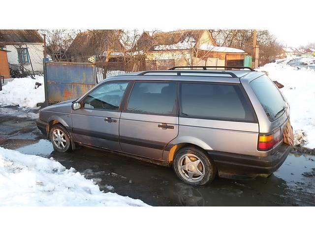 купить бу Б/у дверь передняя для универсала Volkswagen Passat B3 в Шепетовке