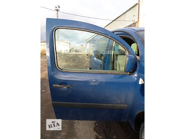 продам Б/у Дверь передняя Двері передні (в кольорі) Renault Kangoo Рено Кенго '08-12 бу в Рожище