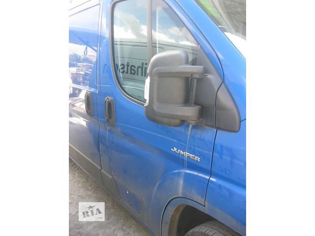 бу Б/у дверь передняя Fiat Ducato 2006- в Ровно