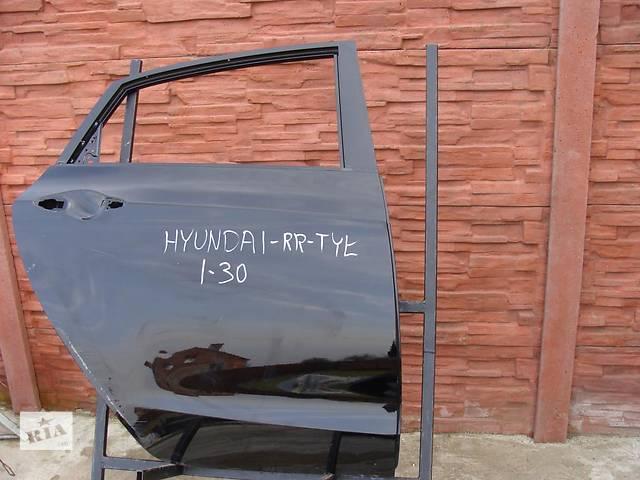 Б/у Дверь передняя Hyundai i30- объявление о продаже  в Киеве