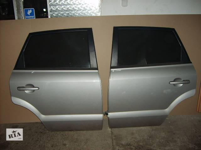 продам Б/у дверь передняя  Hyundai Tucson бу в Киеве