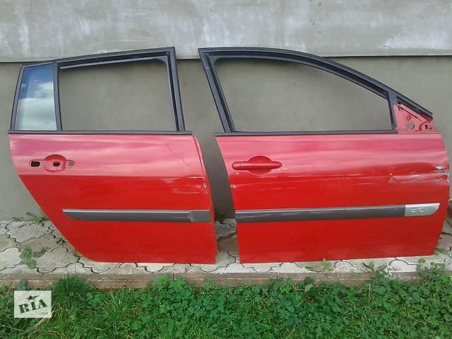 Б/у дверь передняя і задняя для универсала Renault Megane II- объявление о продаже  в Богородчанах