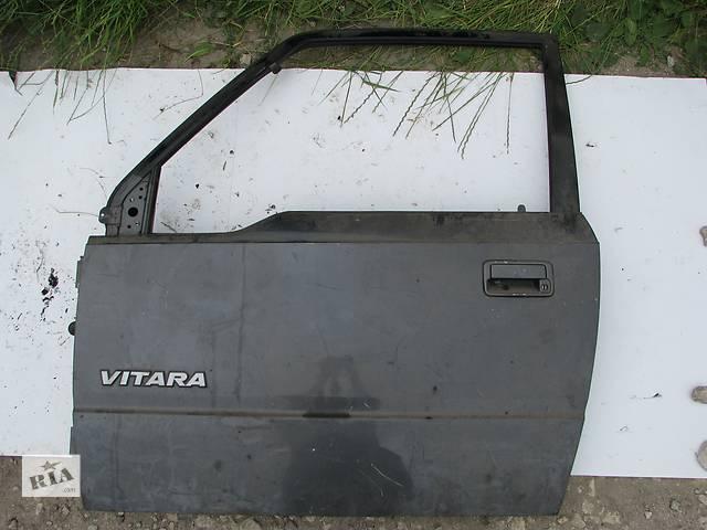 купить бу Б/у дверь передняя л Suzuki Vitara в Броварах