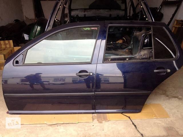 купить бу Б/у дверь передняя лєвая для хэтчбека Volkswagen Golf IV, Bora 2001года в Хусте