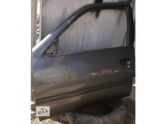 бу Б/у дверь передняя левая для седана Nissan Primera P10 1993г в Киеве