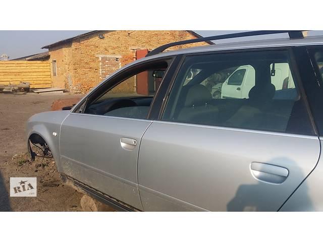 продам Б/у дверь передняя  левая для универсала Audi A6 бу в Радивилове