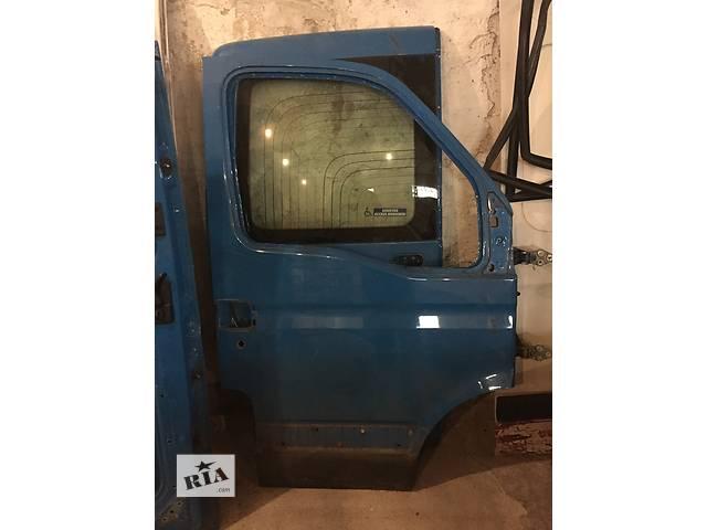 купить бу Б/у дверь передняя левая правая низкая для легкового авто Renault Master 97-10 в Ужгороде