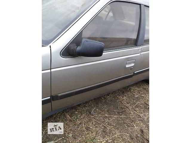 купить бу Б/у дверь передняя левая и правая для седана Peugeot 405 1987-1993г в Киеве
