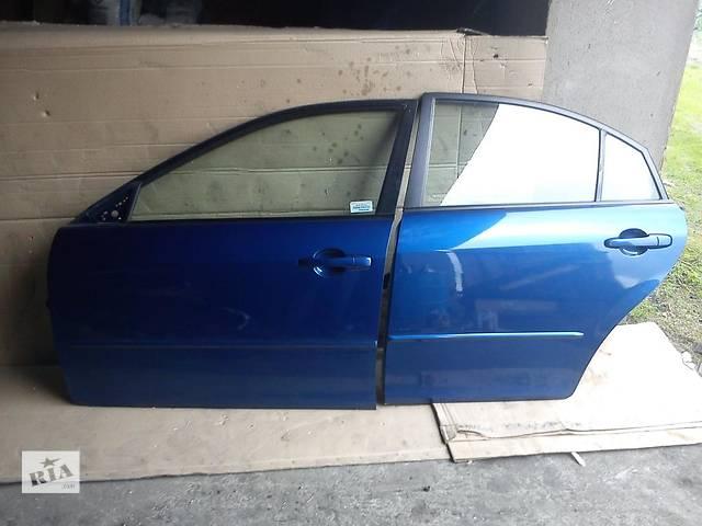 продам Б/у Дверь передняя Mazda 6 бу в Киеве