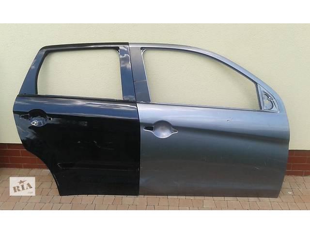 продам Б/у Дверь передняя Mitsubishi ASX бу в Киеве
