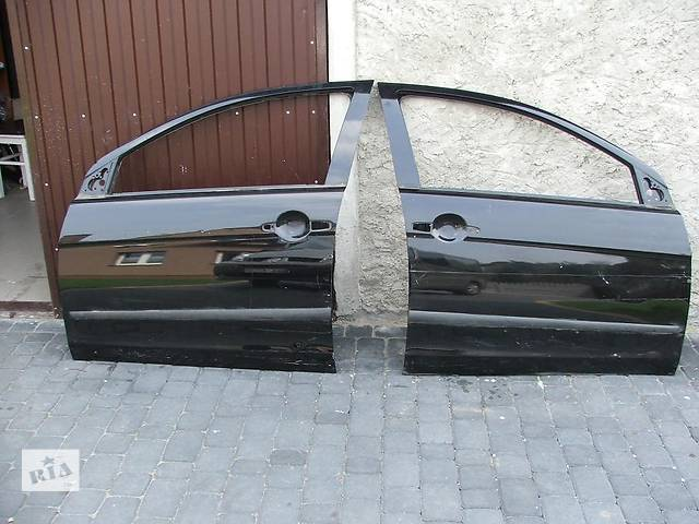 купить бу Б/у Дверь передняя Mitsubishi Lancer X в Киеве
