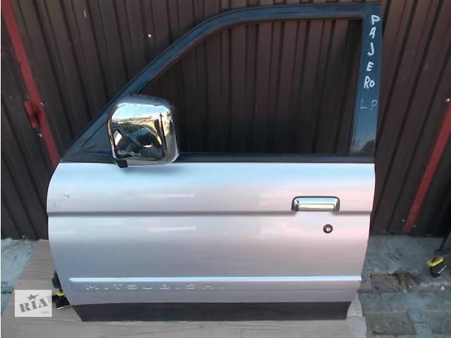 купить бу Б/у Дверь передняя Mitsubishi Pajero Sport в Киеве