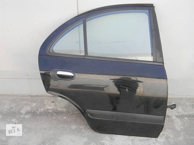 купить бу Б/у Дверь передняя Nissan Almera Classic в Киеве