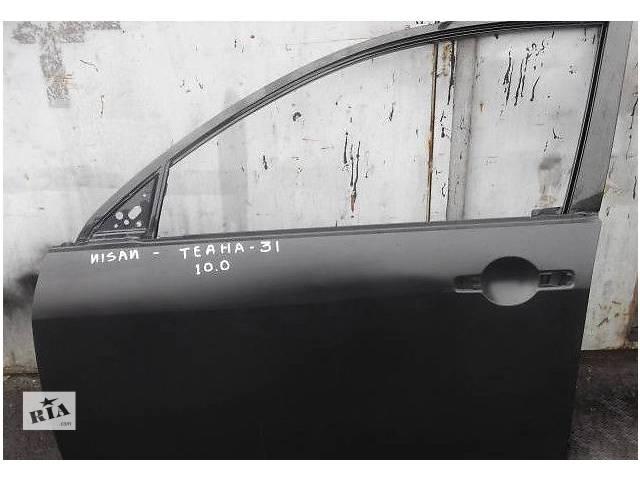 купить бу Б/у дверь передняя  Nissan Teana в Киеве