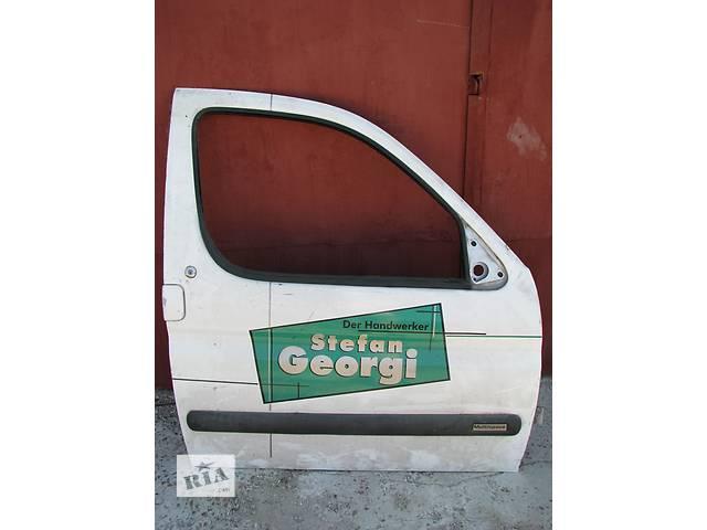 бу Б/у дверь передняя п Peugeot Partner/Citroen Berlingo в Броварах