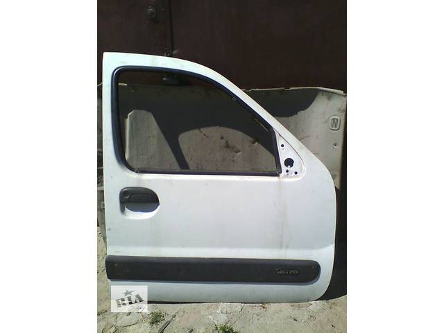 бу Б/у дверь передняя п Renault Kangoo 2000 в Броварах