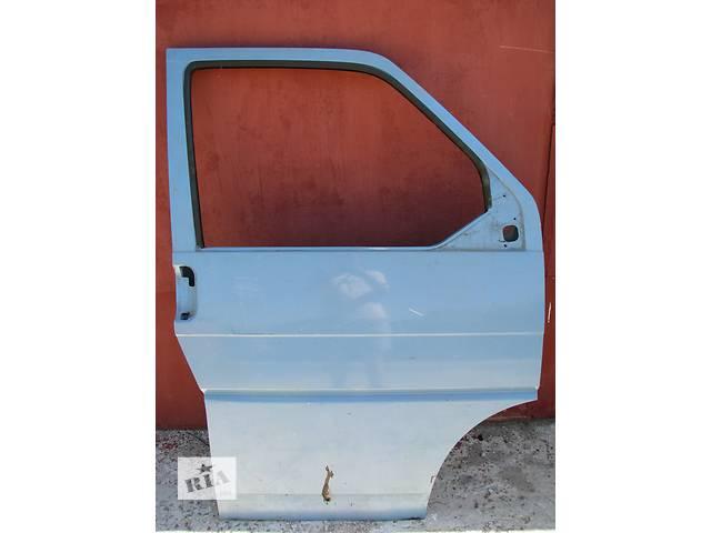 продам Б/у дверь передняя п Volkswagen T4 1993 бу в Броварах