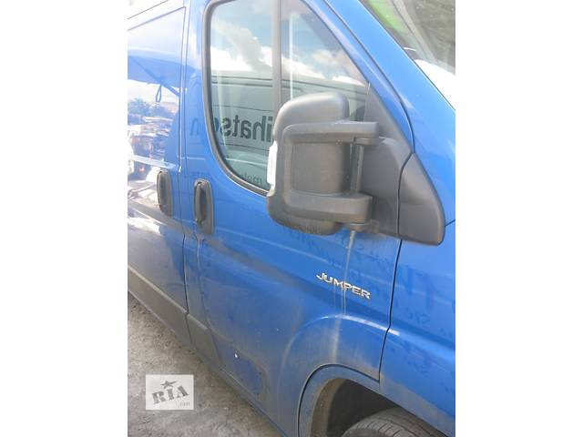 бу Б/у дверь передняя Peugeot Boxer 2006- в Ровно