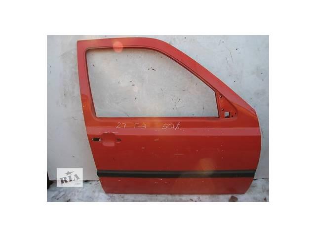 продам Б/у Дверь передняя правая Volkswagen Golf 3 бу в Киеве