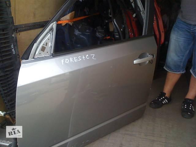 купить бу Б/у дверь передняя  Subaru Forester в Киеве