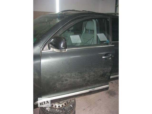Б/у дверь передняя в сборе Volkswagen Touareg- объявление о продаже  в Ровно