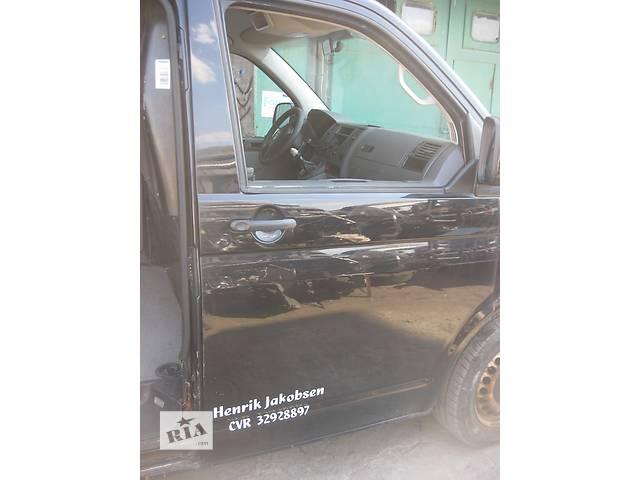 Б/у дверь передняя  Volkswagen T5 (Transporter).- объявление о продаже  в Ровно