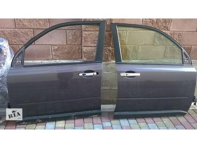 Б/у дверь передняя и задняя для легкового авто Nissan X-Trail 2007-2012- объявление о продаже  в Ровно