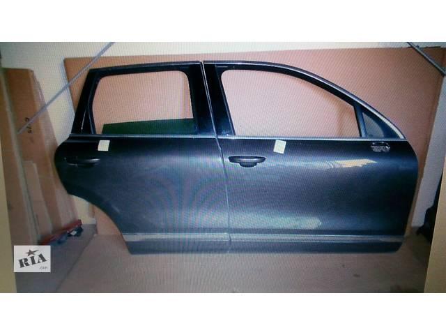 продам Б/у дверь передняя задняя правая для кроссовера Porsche Cayenne бу в Киеве