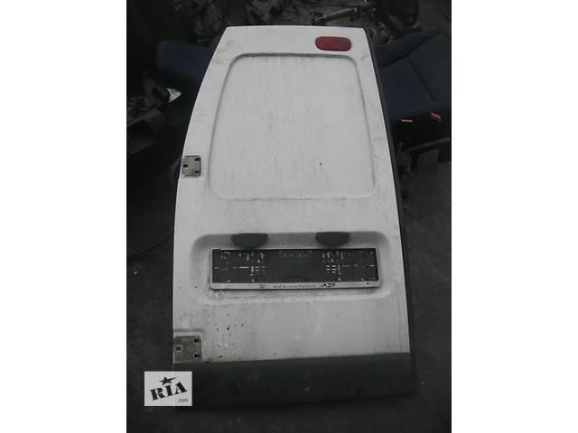 Б/у дверь задняя Citroen Jumpy 2004-2006- объявление о продаже  в Ровно