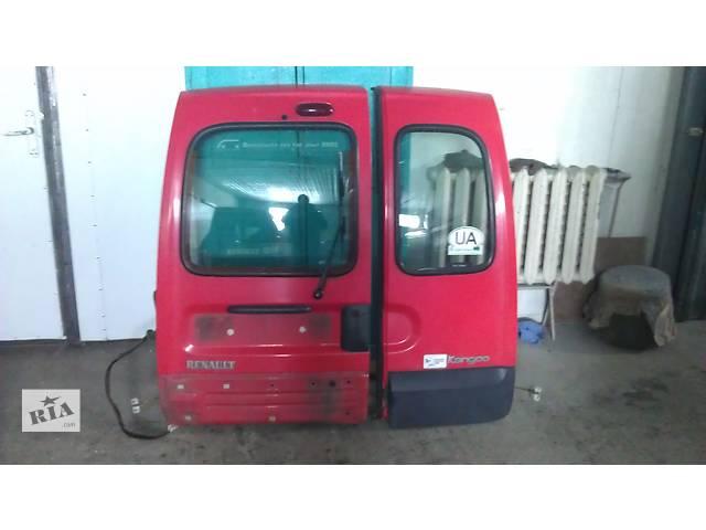 купить бу Б/у дверь задняя для автобуса Renault Kangoo в Костополе