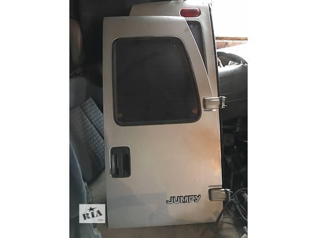 бу Б/у дверь задняя для грузовика Citroen Jumpy в Дубно