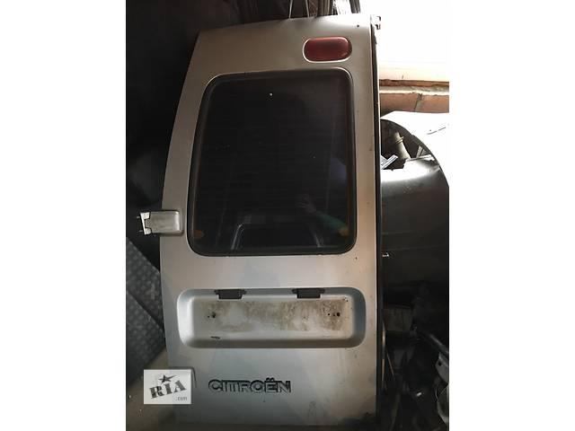 продам Б/у дверь задняя для грузовика Citroen Jumpy бу в Дубно