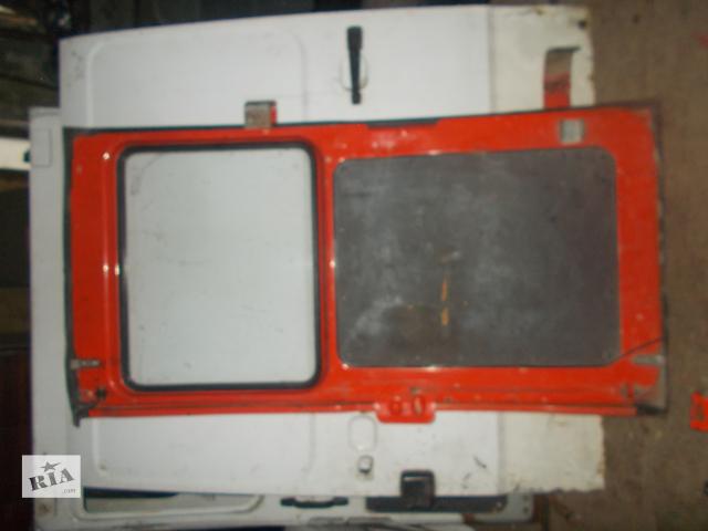 бу Б/у дверь задняя для грузовика Mercedes 208 1994 в Тлумаче