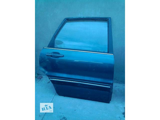 купить бу Б/у дверь задняя для хэтчбека Mitsubishi Galant 1992 в Мелитополе
