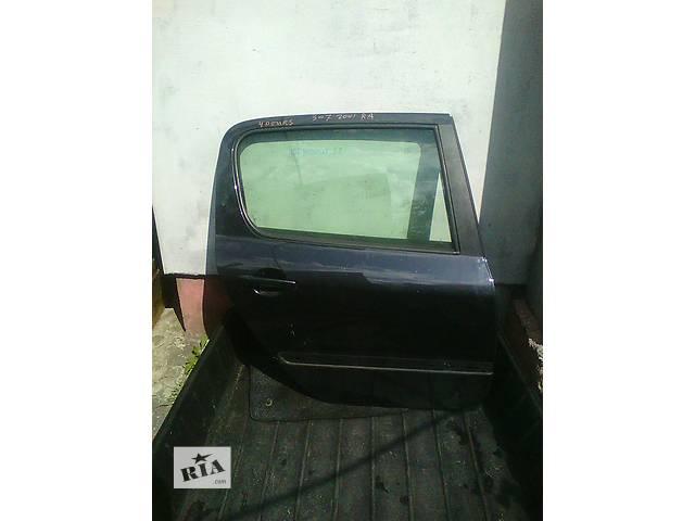 купить бу Б/у дверь задняя для хэтчбека Peugeot 307 в Ковеле