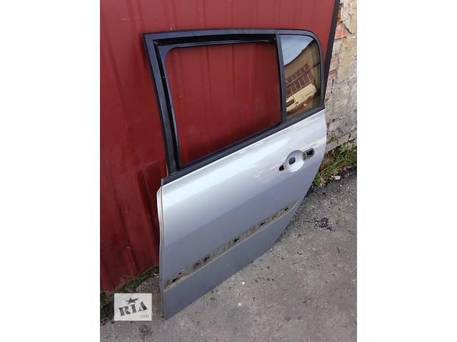 Б/у дверь задняя для хэтчбека Renault Megane II- объявление о продаже  в Луцке