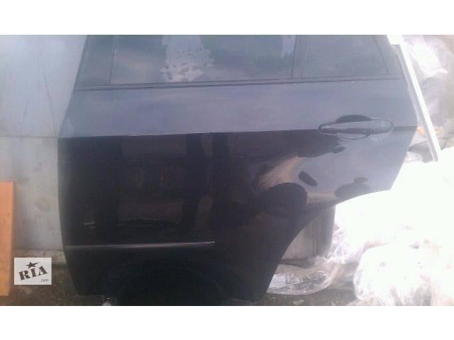 купить бу Б/у дверь задняя левая 41527261481 для кроссовера BMW X5 2008г в Киеве