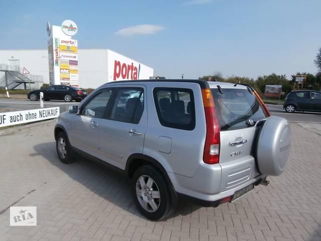 продам Б/у дверь задняя для кроссовера Honda CR-V бу в Киеве