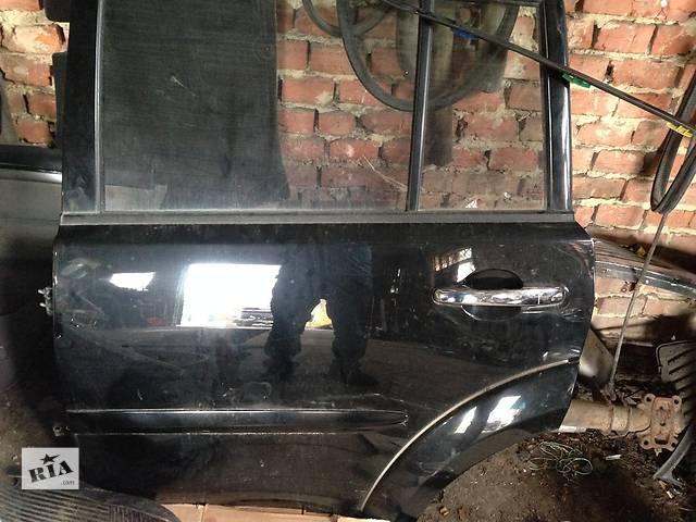 продам Б/у дверь задняя для кроссовера Mitsubishi Pajero Sport бу в Ровно