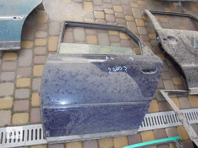 продам Б/у дверь задняя для легкового авто Audi A6 2000 бу в Львове