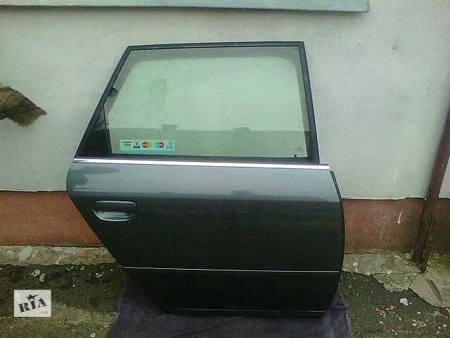 купить бу Б/у дверь задняя для легкового авто Audi A6 C5 рестайлинг в Ковеле