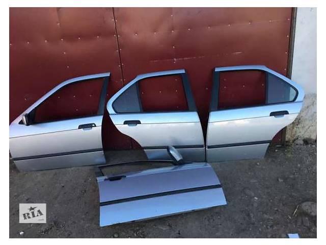 продам Б/у дверь задняя для легкового авто BMW 3 Series e 36 бу в Ужгороде