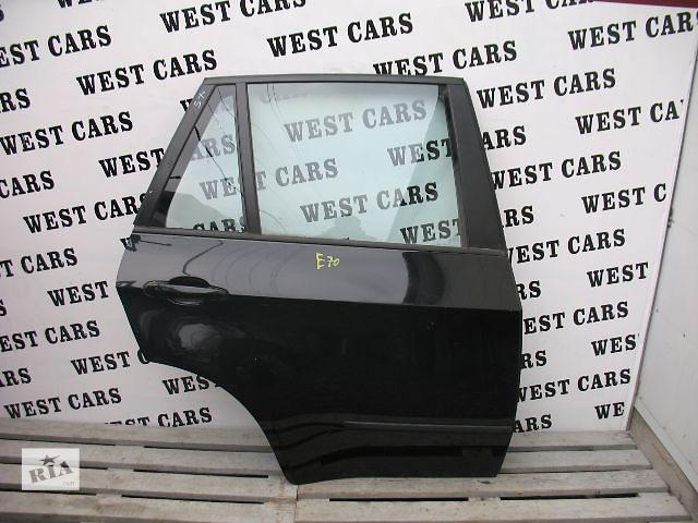 продам Б/у дверь задняя для легкового авто BMW X5 2007 бу в Луцке